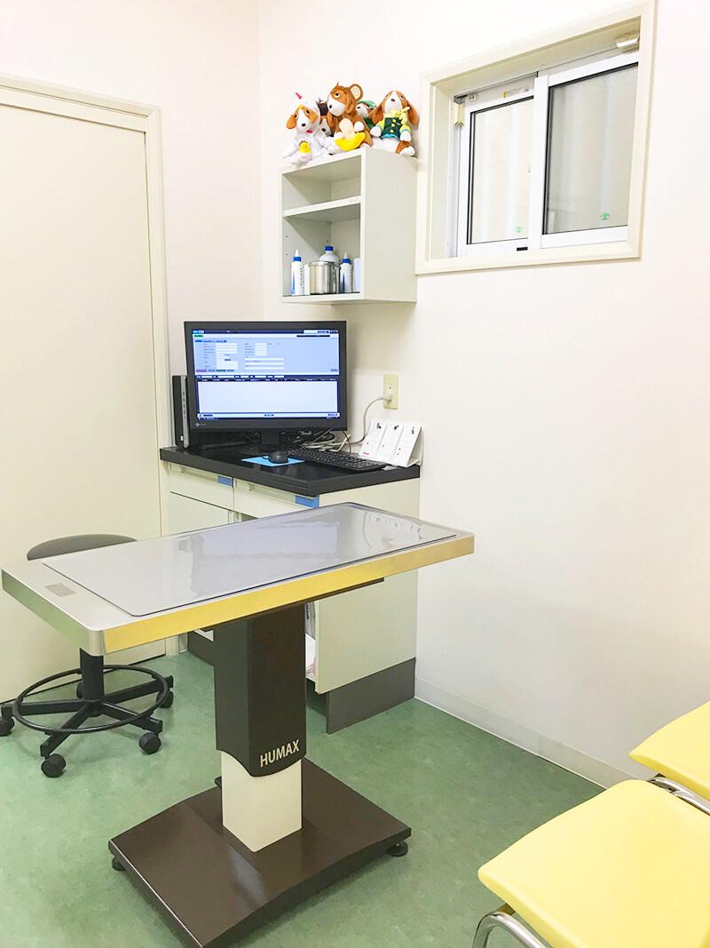 メープル動物病院の診察室2